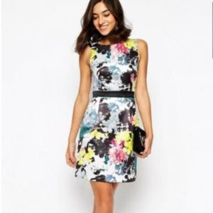 NEW Spotlight by Warehouse Floral Dress - Size 8